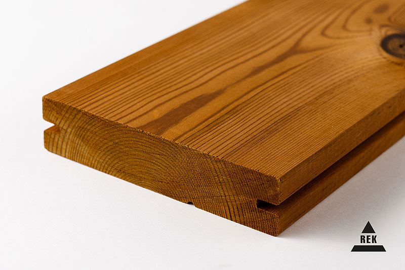 THERMOWOOD PINE, HDF profile