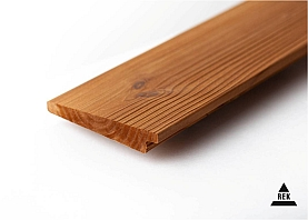 THERMOWOOD PINE, CLAD1 profile