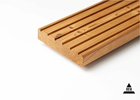 THERMOWOOD PINE, DECK1 profile